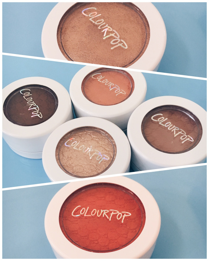 Colourpop Review in Bahasa (Eyeshadows, Blush & Highlighter)