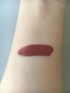 JSC Velour Liquid Lipstick Gemini Swatch