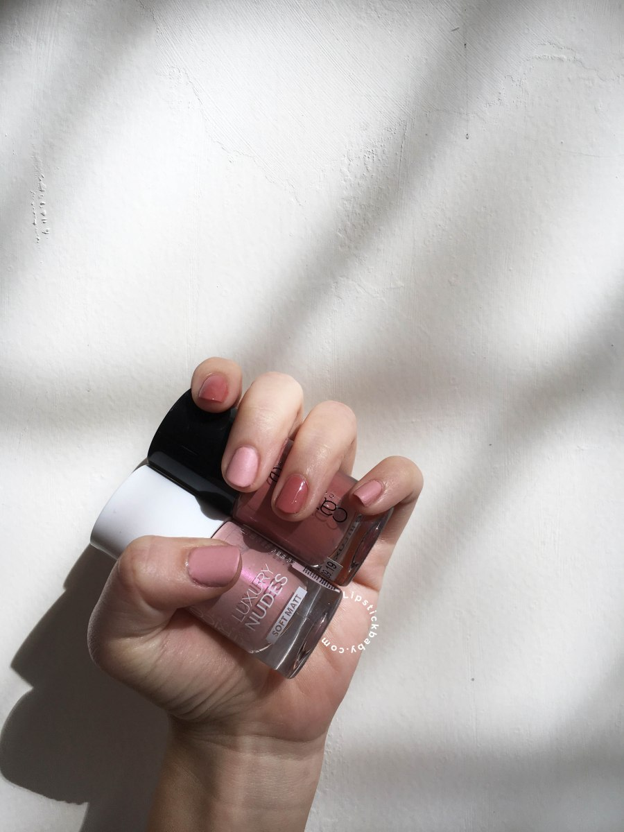 Kuteks Catrice + Top Coat [Review Bahasa]
