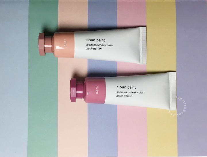 glossier CLoud paint product