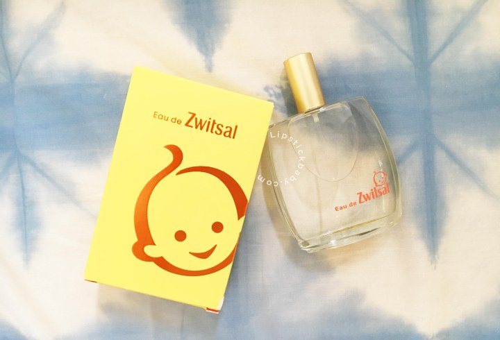 Parfum Wangi Bayi yang Menenangkan: Eau DeZwitsal