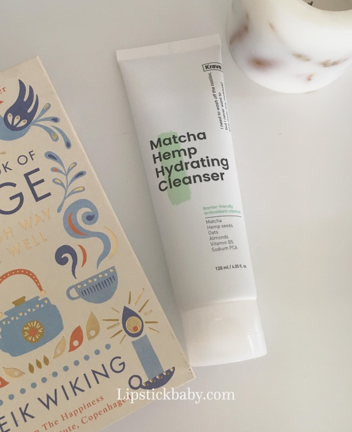 Krave Beauty : Matcha Hemp Hydrating Cleanser